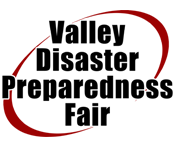 Valley Disaster Preparedness Fair logo